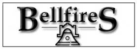 Bellfires logo: fireplace and chimney repair and restoration